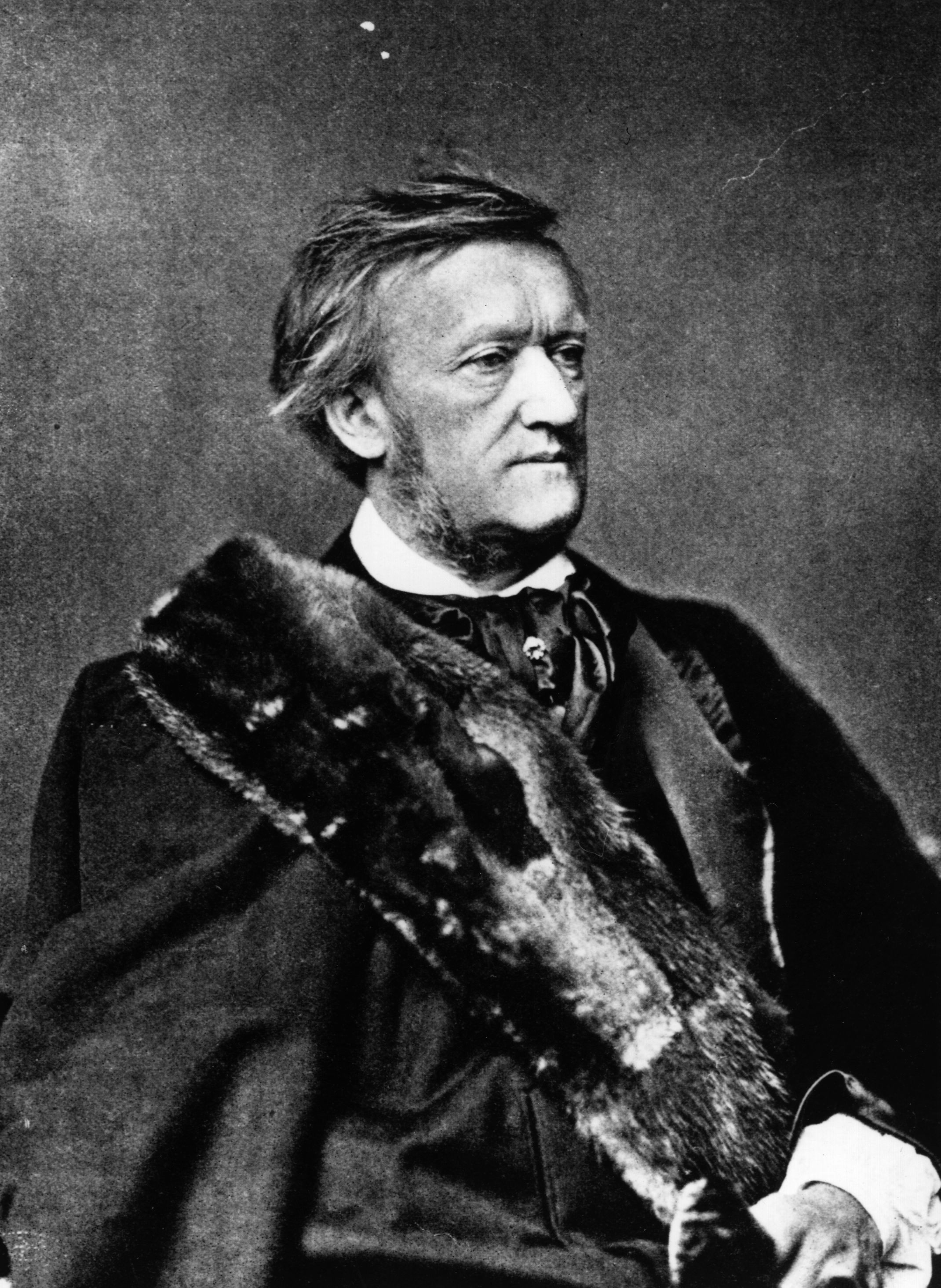 "This is not a new recruit for the ""Night's Watch"" on Game of Thrones, but Richard Wagner, who, popularized the term ""Gesamtkunstwerk."""